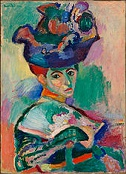 Fauvism as a style began around 1900 and continued beyond 1910. The movement as such lasted only a few years, 1904�1908, and had three exhibitions.[19][20]